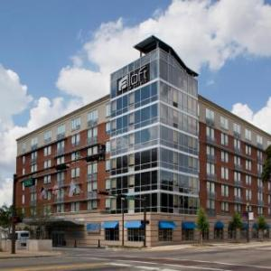 Hotels near Doak Campbell Stadium - Aloft Tallahasee Downtown