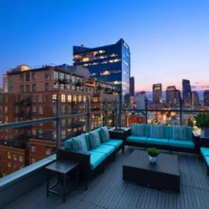 Hotels near Downtown 7th and Market - Hotel Indigo San Diego - Gaslamp Quarter