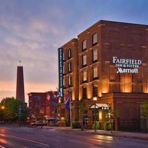 Latin Palace Baltimore Hotels - Fairfield Inn & Suites By Marriott Baltimore Downtown/Harbor