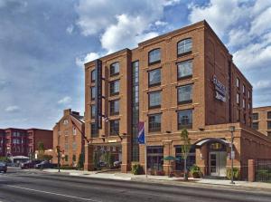 Fairfield Inn & Suites By Marriott Baltimore Downtown/harbor