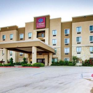 Beaumont Ranch Hotels - Comfort Suites Hillsboro