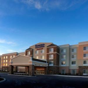 Hotels near Hartefeld National - Fairfield Inn & Suites By Marriott Kennett Square