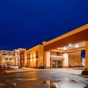Best Western Plus Parkway Hotel