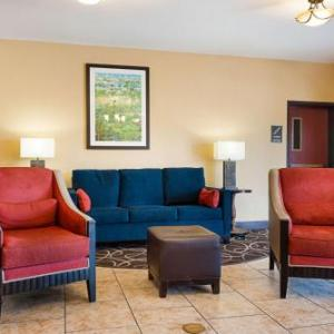 Evangeline Downs Racetrack and Casino Hotels - Comfort Inn Opelousas