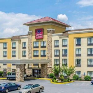 Chambers Hill Fire Company Pennsylvania Room Hotels - Comfort Suites Hummelstown - Hershey