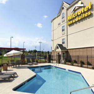 Microtel Inn and Suites by Wyndham Anderson SC
