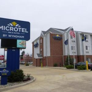 Notre Dame Stadium Hotels - Microtel Inn & Suites By Wyndham South Bend/At Notre Dame
