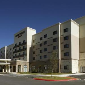 The Rustic San Antonio Hotels - Courtyard by Marriott San Antonio Six Flags at The RIM