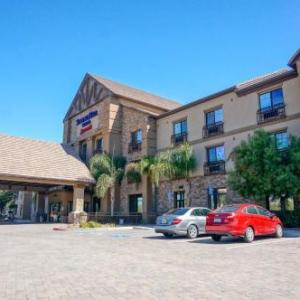 Hotels near Lake Skinner - Springhill Suites By Marriott Temecula