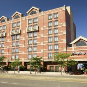 Hampton Inn Boston/Cambridge Ma