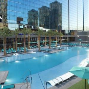 Planet Hollywood Las Vegas Hotels - ELARA BY HILTON GRAND VACATIONS CENTER STRIP