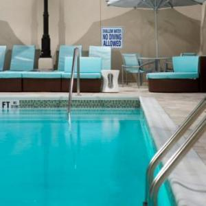 Hotels near Johnny Mercer Theatre - Springhill Suites Savannah Downtown/historic District