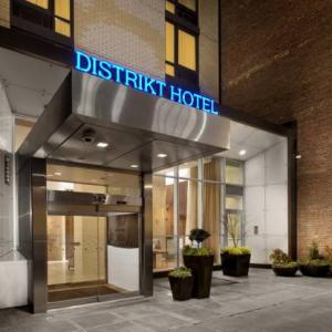 Distrikt Hotel New York City An Ascend Collection Hotel