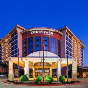 Allen Event Center Hotels - Courtyard by Marriott Dallas Allen at Allen Event Center