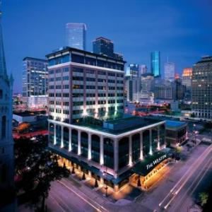 Minute Maid Park Hotels - Westin Houston Downtown