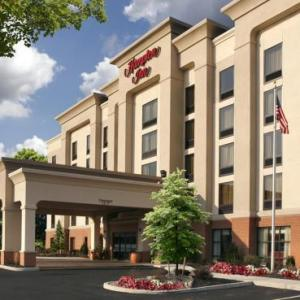 Six Flags New England Hotels - Hampton Inn Springfield South Enfield
