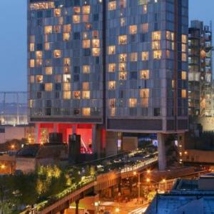 Hotels near Hudson River Park - The Standard High Line New York