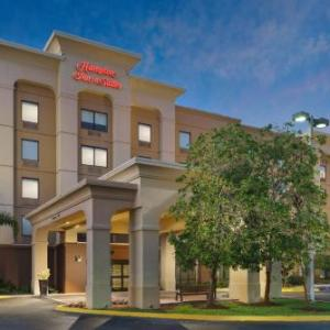 The BB&T Center Hotels - Hampton Inn & Suites Ft. Lauderdale/West-Sawgrass/Tamarac Fl