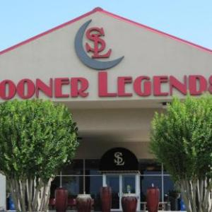 Hotels near L. Dale Mitchell Baseball Park - Sooner Legends