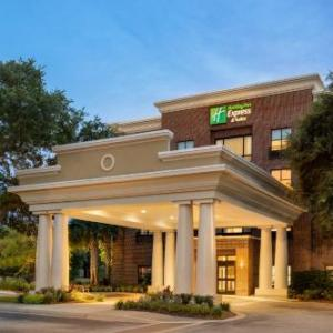 MUSC Health Stadium Hotels - Holiday Inn Express And Suites Mount Pleasant