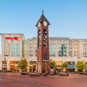 Hotels near Esther Short Park - Hilton Vancouver Washington