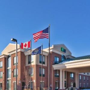 Hotels Near Jewish Community Center West Bloomfield Holiday Inn Express Hotel Suites Detroit