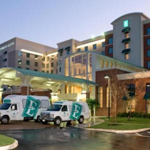 Ohio Dominican University Hotels - Embassy Suites Columbus Airport