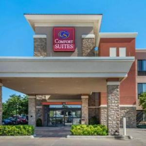 Tuttle Creek State Park Hotels Comfort Suites Manhattan