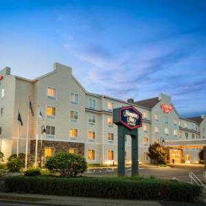 Hotels near SNHU Arena - Hampton Inn Nashua