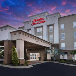 Hampton Inn Suites Phenix City Columbus Area