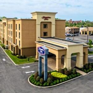 Hotels near Kodak Center - Hampton Inn Rochester-Irondequoit