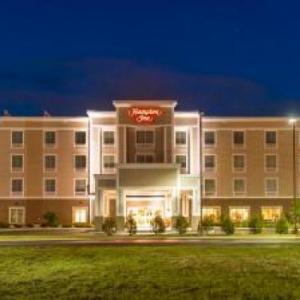 Hotels near Presque Isle Forum - Hampton Inn Presque Isle