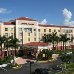 Hotels near Great Hall at Pembroke Pines City Center - Hampton Inn & Suites Ft. Lauderdale/Miramar