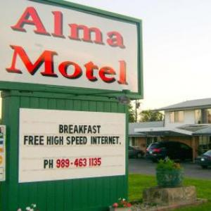Alma Motel Alma