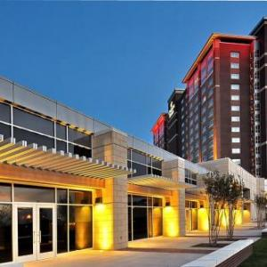 Hotels near Texas Tech University - Overton Hotel & Conference Center