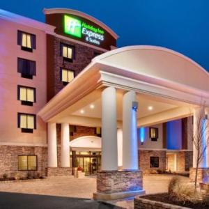 The Cell Block Williamsport Hotels - Holiday Inn Express Hotel And Suites Williamsport