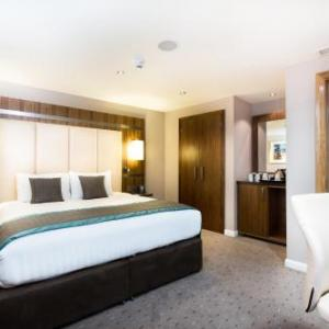 Hotels near National Bowl - Doubletree By Hilton Milton Keynes