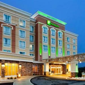 Hotels near Winthrop Coliseum - Holiday Inn Rock Hill