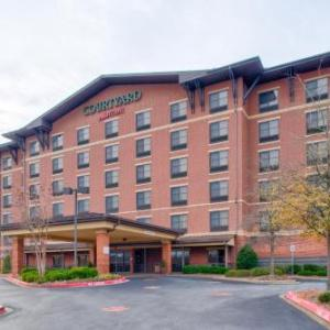 Newton Hobson Chapel and Fine Arts Center Hotels - Courtyard By Marriott Clemson