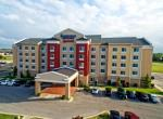 Hinton Oklahoma Hotels - Fairfield Inn & Suites Weatherford