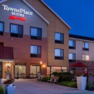 Joan C Edwards Performing Arts Center Hotels - TownePlace Suites Huntington