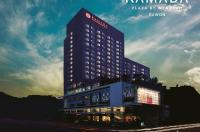 Map of the of Ramada Plaza Suwon Area Suweon Republic Of Korea