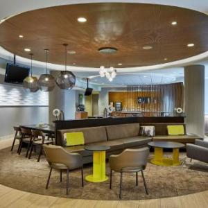 Georgia International Convention Center Hotels - Springhill Suites By Marriott Atlanta Airport Gateway