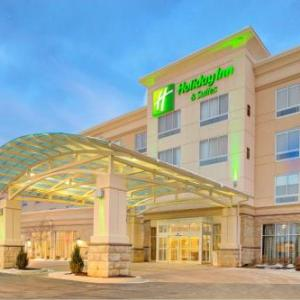 Crouse Performance Hall Hotels - Holiday Inn Hotel & Suites Lima