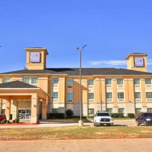 Hotels near Paramount Theatre Abilene - Sleep Inn & Suites University