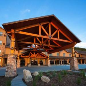 Hotels near Full Throttle Saloon - The Lodge At Deadwood Resort & Casino