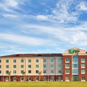 Newberry Opera House Hotels - Holiday Inn Express Hotel & Suites Newberry