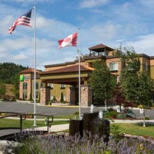 7 Cedars Casino Hotels - Holiday Inn Express Hotel & Suites North Sequim