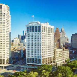 Hotels near The City Theatre Detroit - Aloft Detroit at The David Whitney