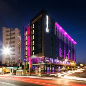 Birmingham Town Hall Hotels - pentahotel Birmingham